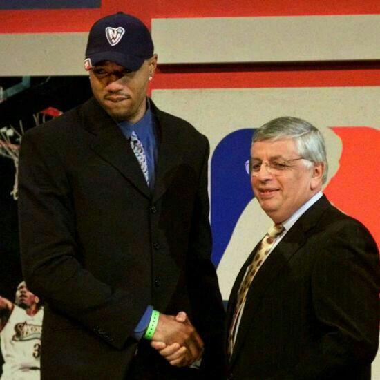 purchase cheap c9abf ec4ac Was the 2000 NBA Draft the Worst Draft Class? | Hardwood Amino