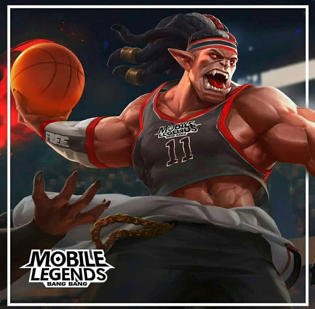 Balmond- Savage Pointguard Elite skin  ◇Mobile Legends Amino◇ Amino