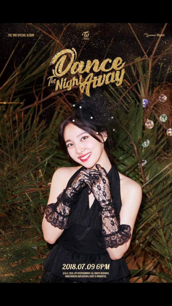 Nayeon Twice Dance The Night Away K Pop Amino
