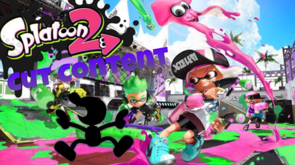 Splatoon + Splatoon 2 Cut Content! | Nintendo Switch! Amino