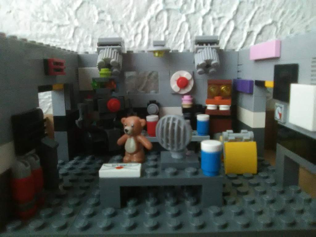 Office lego Modular Ps Im Thinking About Reenacting Curtain Character Appearances From The Game In Lego Like How Nightmarionne Is All Up In Your Face But Lego Amino Apps Lego Ultimate Custom Night Office Lego Amino