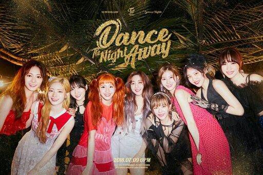 Twice Dance The Night Away Concept Photos Part 1 K Pop Amino