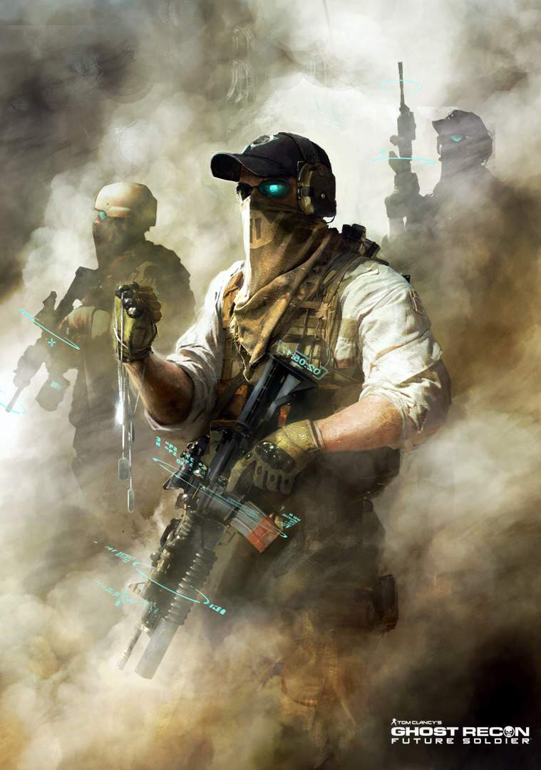 Nomad | Wiki | Tom Clancy's Ghost Recon RP Amino
