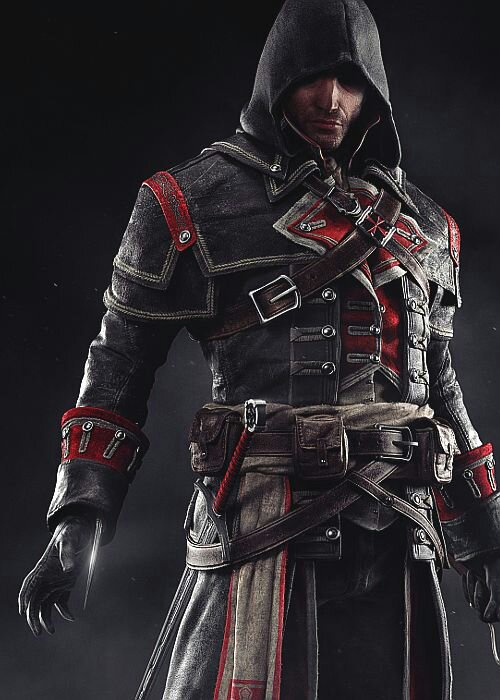 Assassin S Creed Rogue Shay S Hood Or Lack There Of Assassins