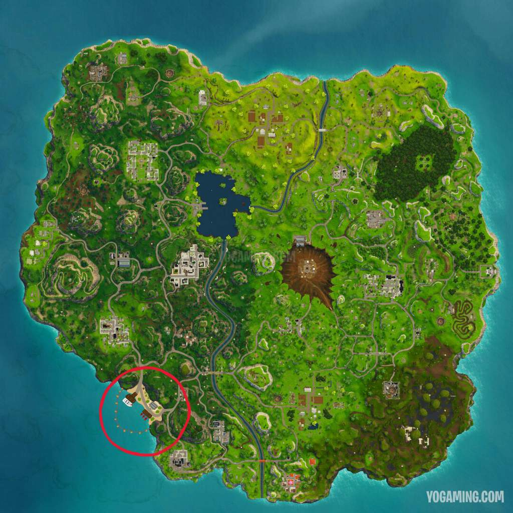 2 adding shopping carts to the spawn island - how to get to spawn island in fortnite