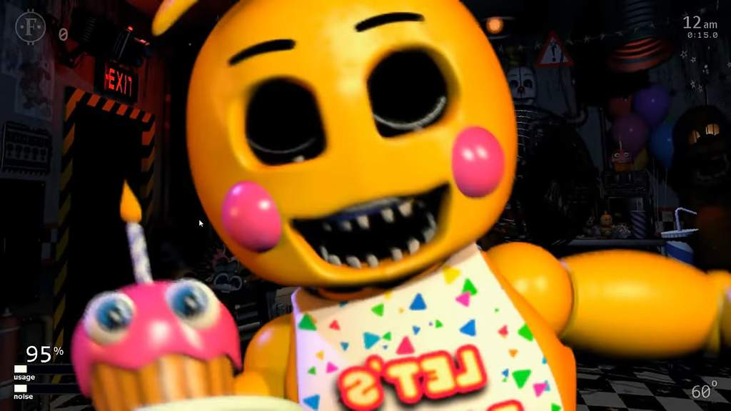 All Jumpscares & Distractions in Ultimate Custom Night Revealed