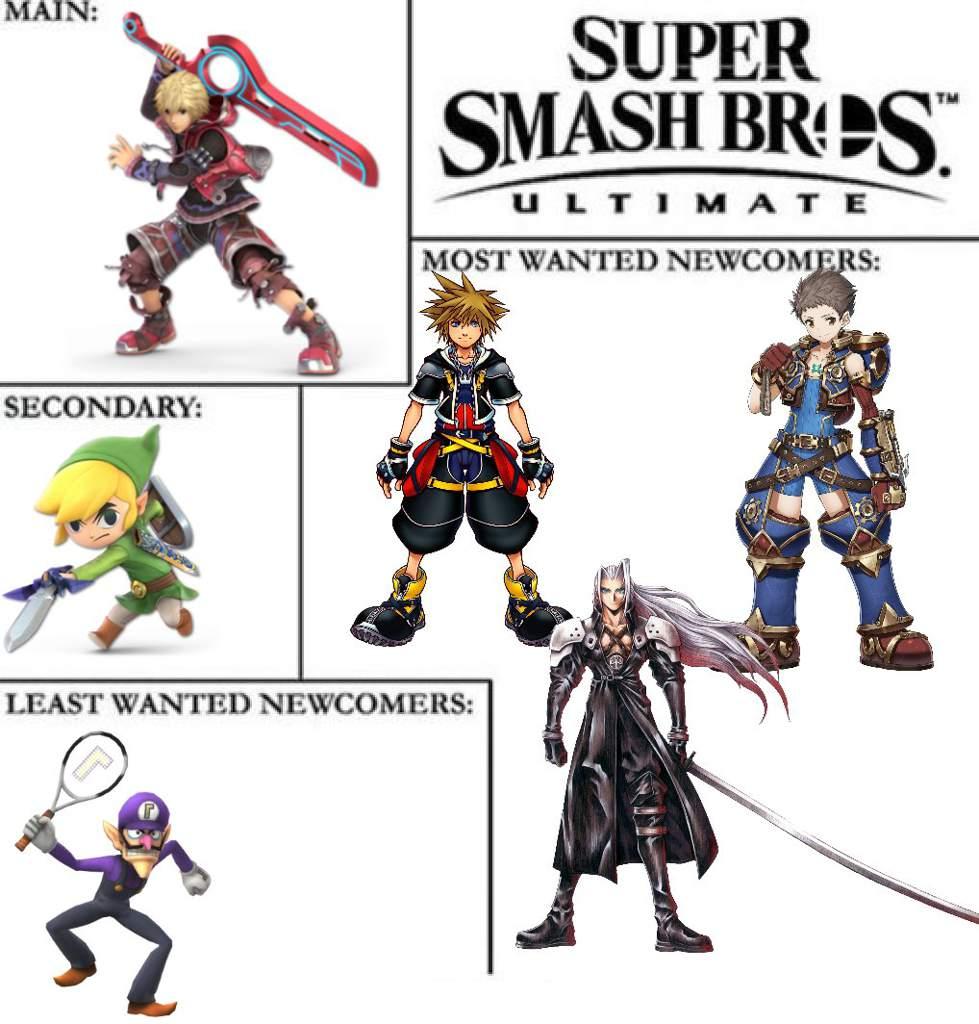 Super Smash Bros Ultimate Fighters Template Smash Amino