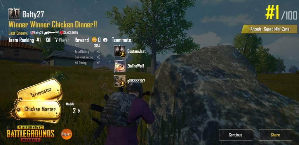 Crossbow Winn Pubg Mobile Amino