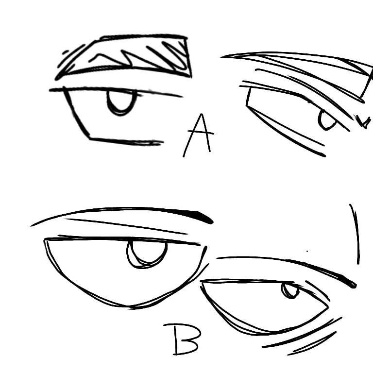 Eyes For My Upcoming Comic Dragonballz Amino