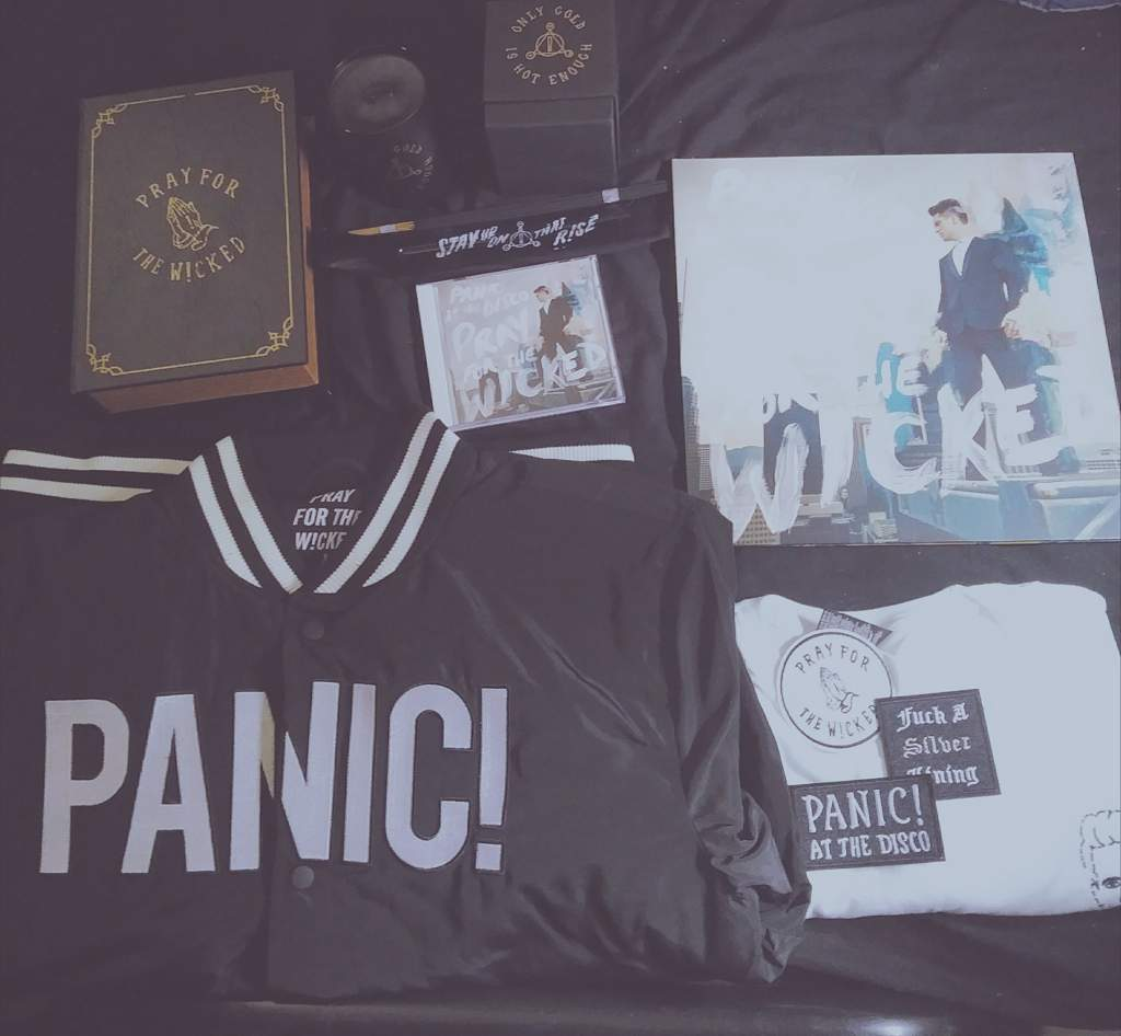 06a1ccb5 Pray for the Wicked Pre Order bundle | Panic! At The Disco Amino