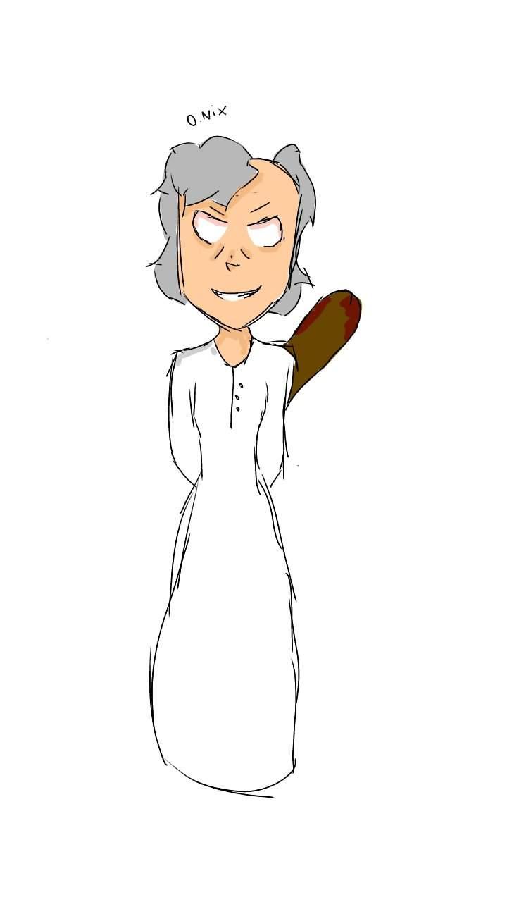 Desenho Da Granny Granny Terror Game Amino Amino
