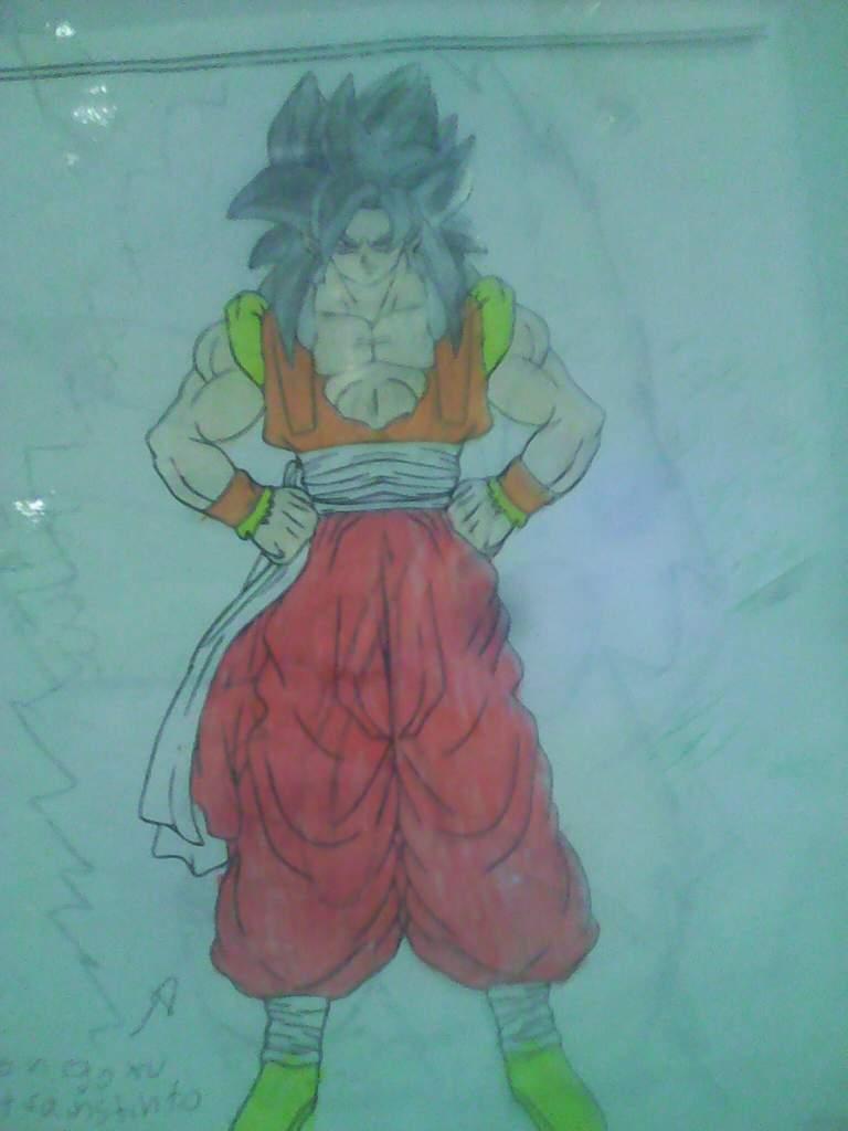 Son Goku Ultra Instinto Fase 4 Dragon Ball Espanol Amino