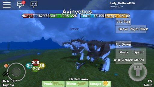 dinosaur simulator roblox dna hack