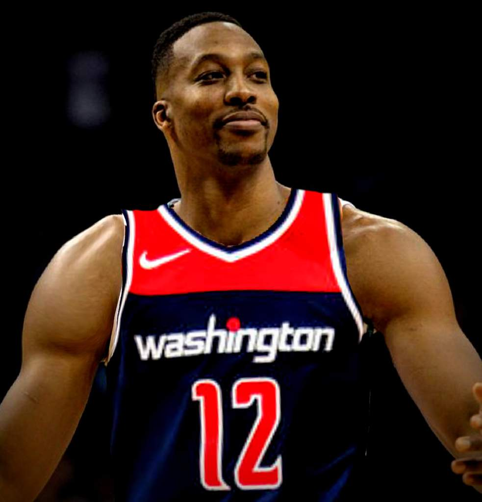 Wizards Sign Dwight Howard To One Year Deal  ad8f7db78