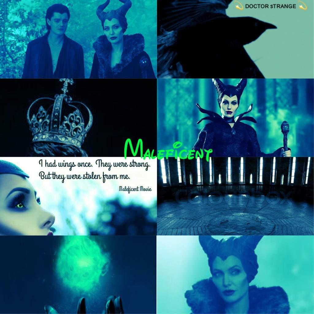 Hela Meets Maleficent Marvel Amino