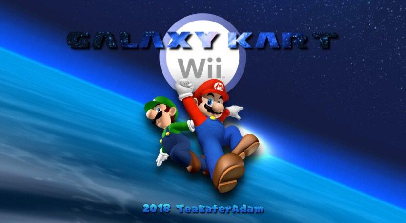 Galaxy Kart Wii Mario Kart Amino