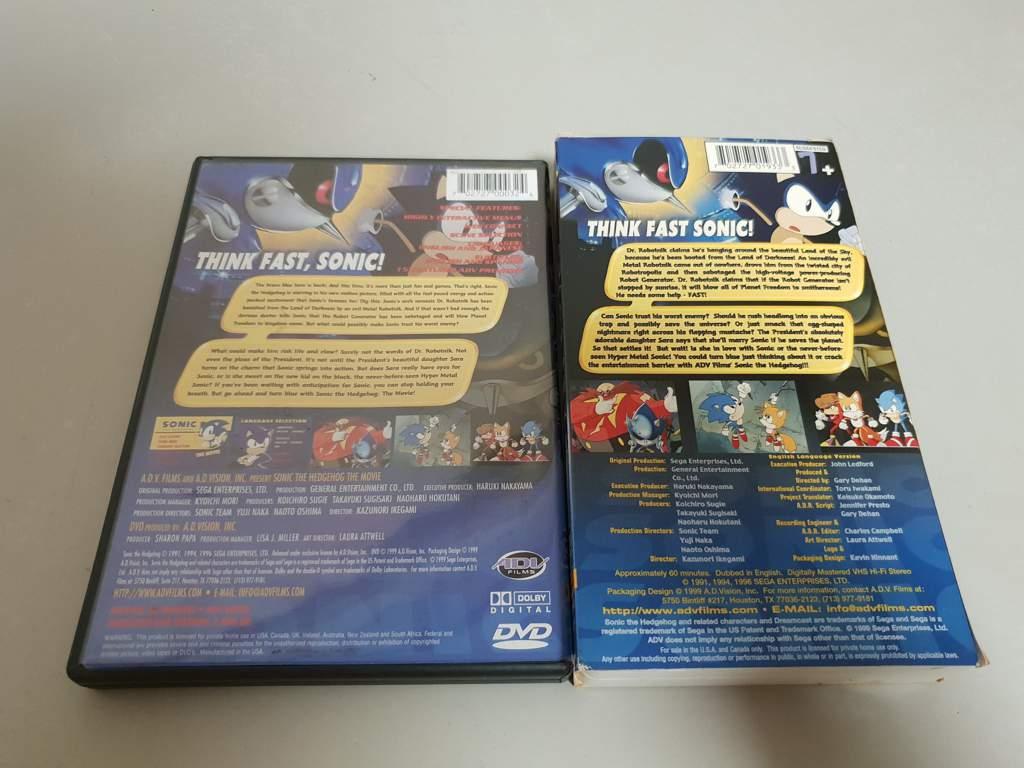 Sonic Ova Sonic The Hedgehog Amino