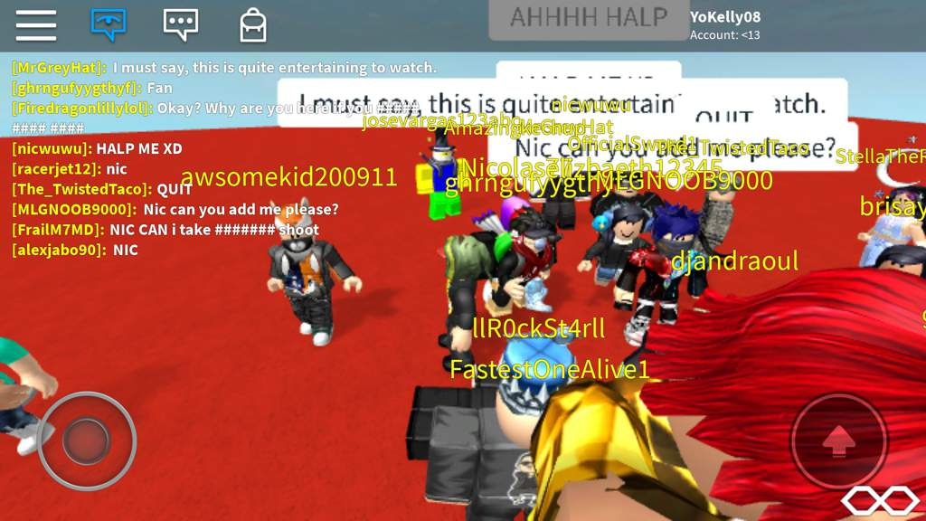 Games For Roblox Youtubers Have You Seen A Youtuber In Game Roblox Amino