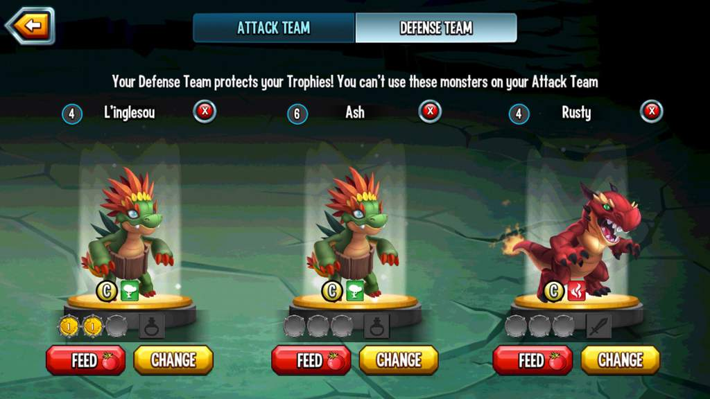 Team Race Guide Low High Levels Monster Legends Amino