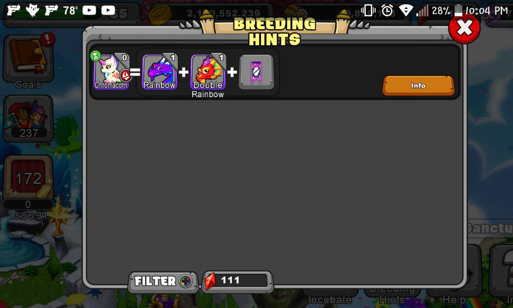 Why I Dont Like The New Rainbow Rift Dragon Dragonvale Amino