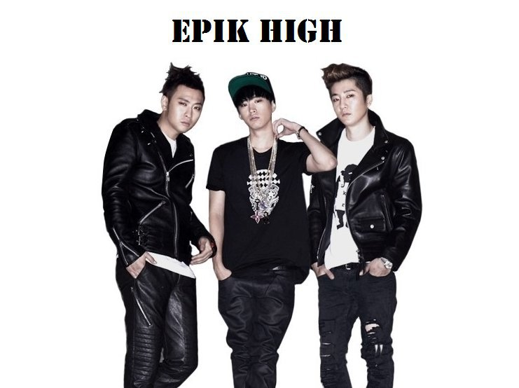 Who Is Epik High Underrated Kpop Amino