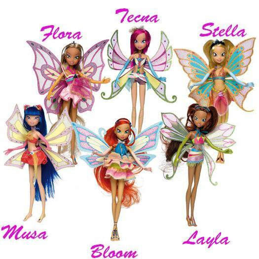 enchantix dolls guide giochi preziosi winx club amino