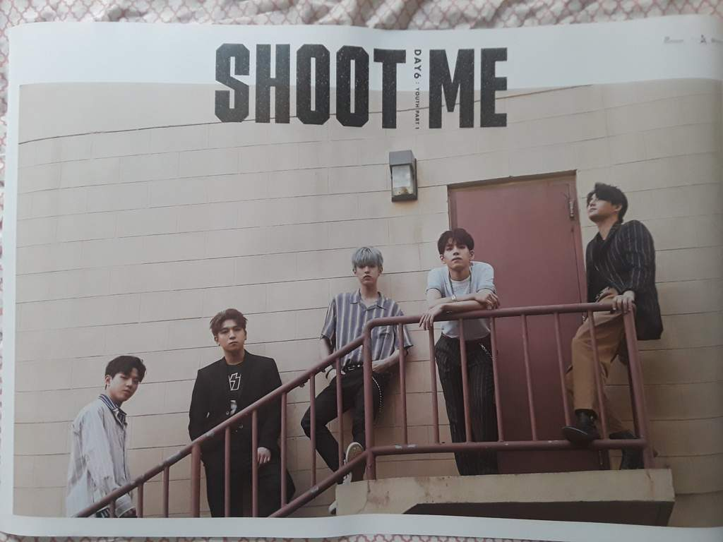 Day6 Album Unboxing: Shoot Me