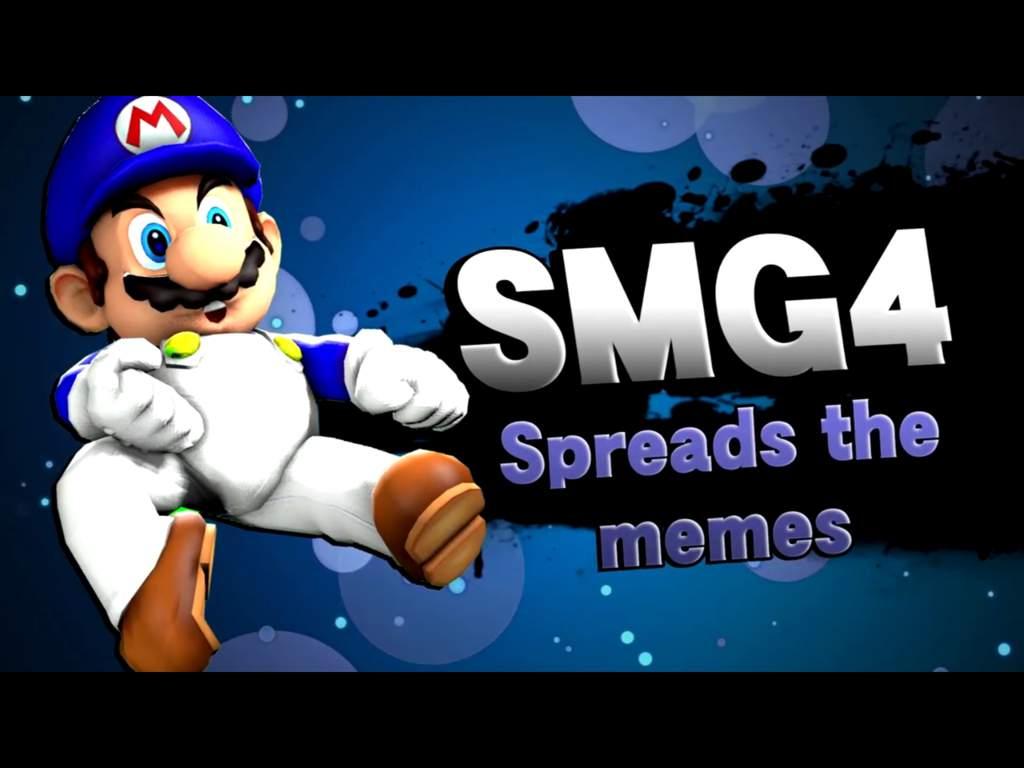 Smg4 Spreds Memes So Put Him On Smas Smash Amino