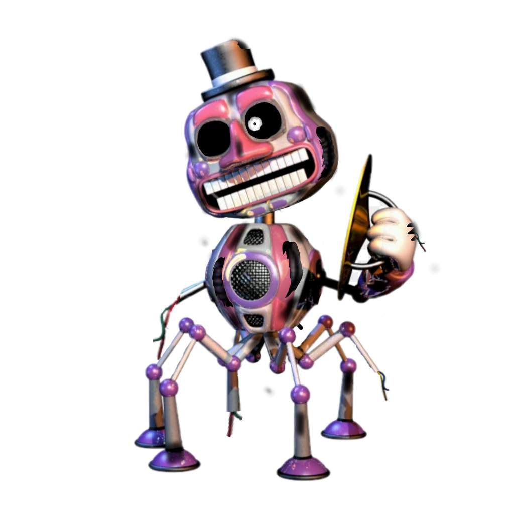 Withered Music Man Five Nights At Freddys Amino