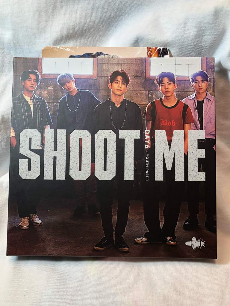 ˏˋ Shoot Me: Youth Part 1 Album Unboxing! ˊˎ- | -Day6- Amino