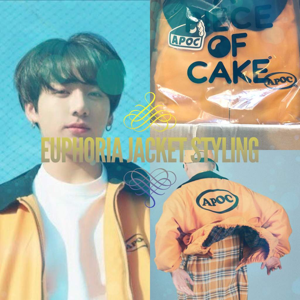 b4350cda0 Styling & Unboxing Euphoria Jacket | ARMY's Amino