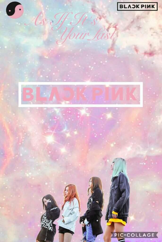 Download Logo Galaxy Blackpink Wallpaper Cikimm Com