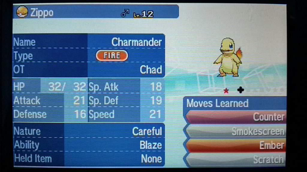 Shiny Island Scan Hunt #03 - Charmander   Pokémon Amino