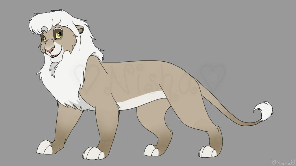 My New Male Lion Oc The Lion King Amino Amino