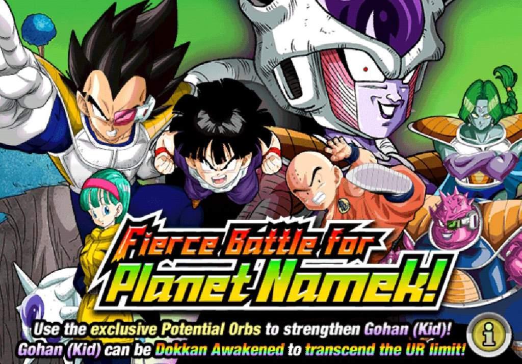 Optimizing Kid Gohan's Event  (Global) | Dokkan Battle Amino