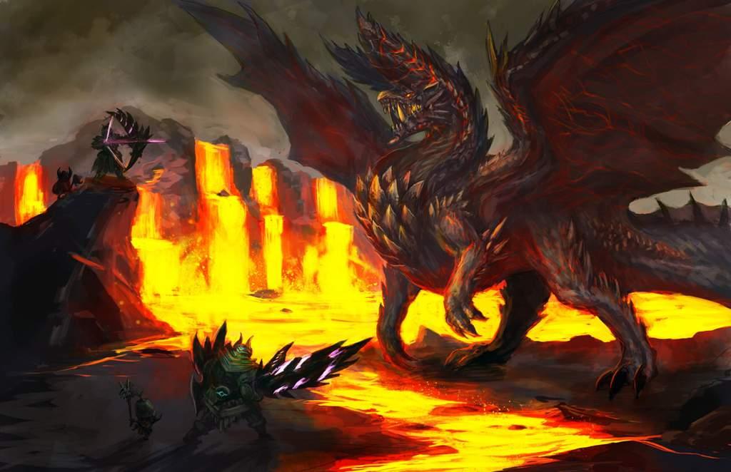 Fireside Hunting Tales 2 Monster Hunter Amino