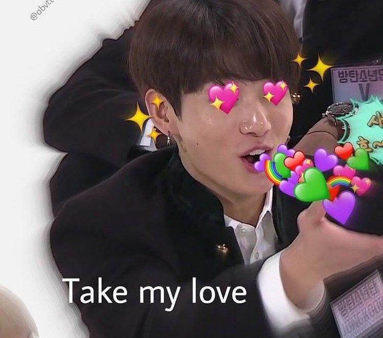 Bts Heart Memes Army S Amino