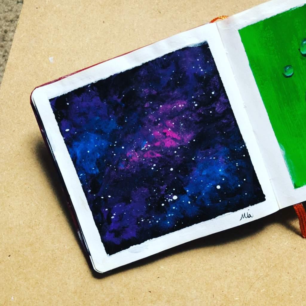 Little Galaxy Art Amino