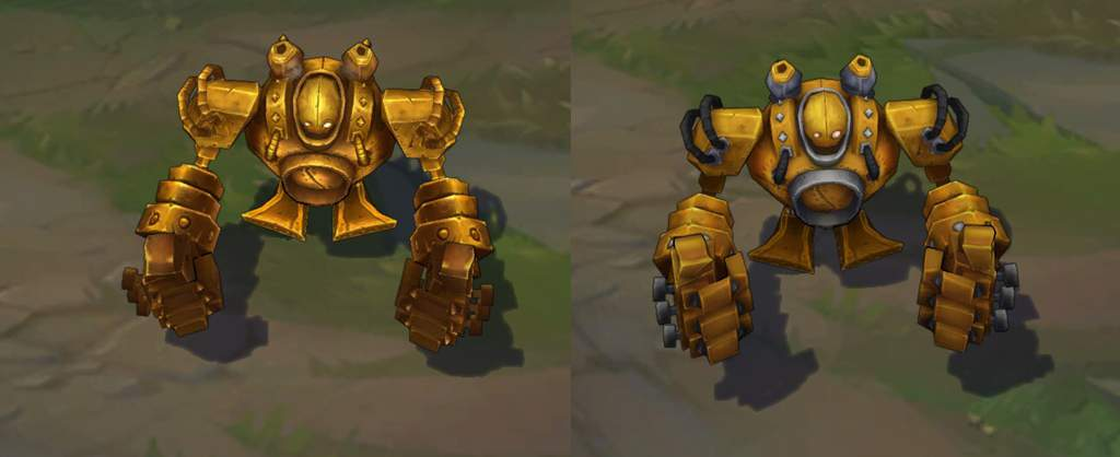 Blitzcrank Tuneup (Redesign Challenge) | League Of Legends