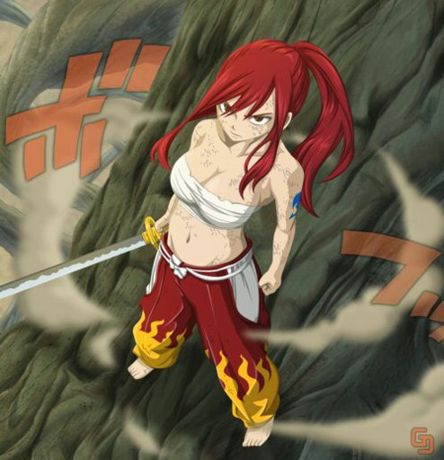 Image Images Wallbase Cute Fairy Tail Erza Scarlet