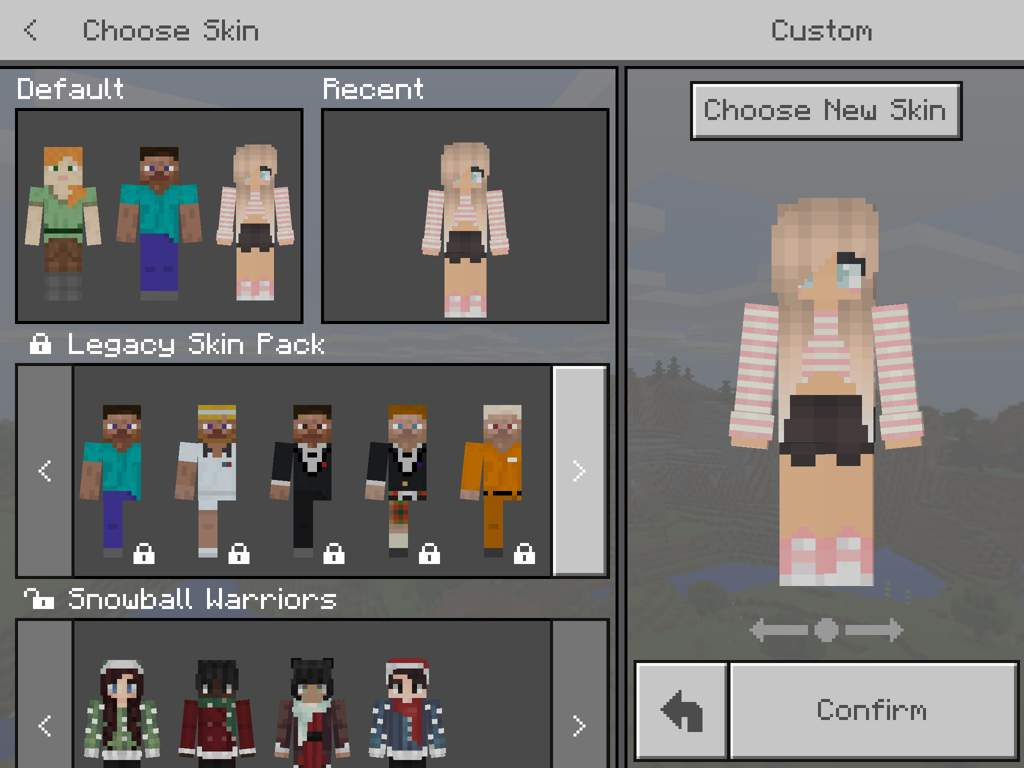 HOW TO USE HD SKINS IN MCPE Minecraft Amino - Skin para minecraft 1 11 2