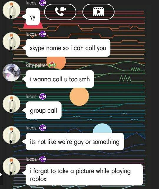 Gay skype name