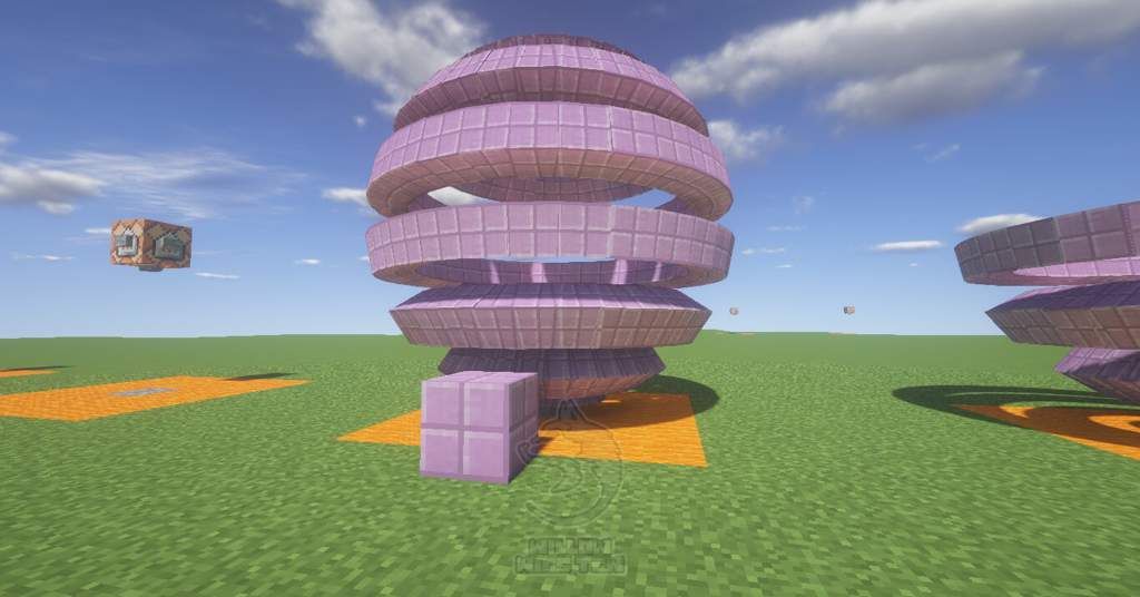 Perfect circle in Minecraft | Minecraft Amino