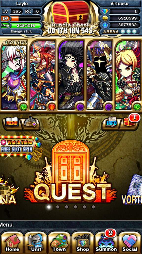 ANY ACTIVE GUILDS? | Brave Frontier/BF 2 Amino