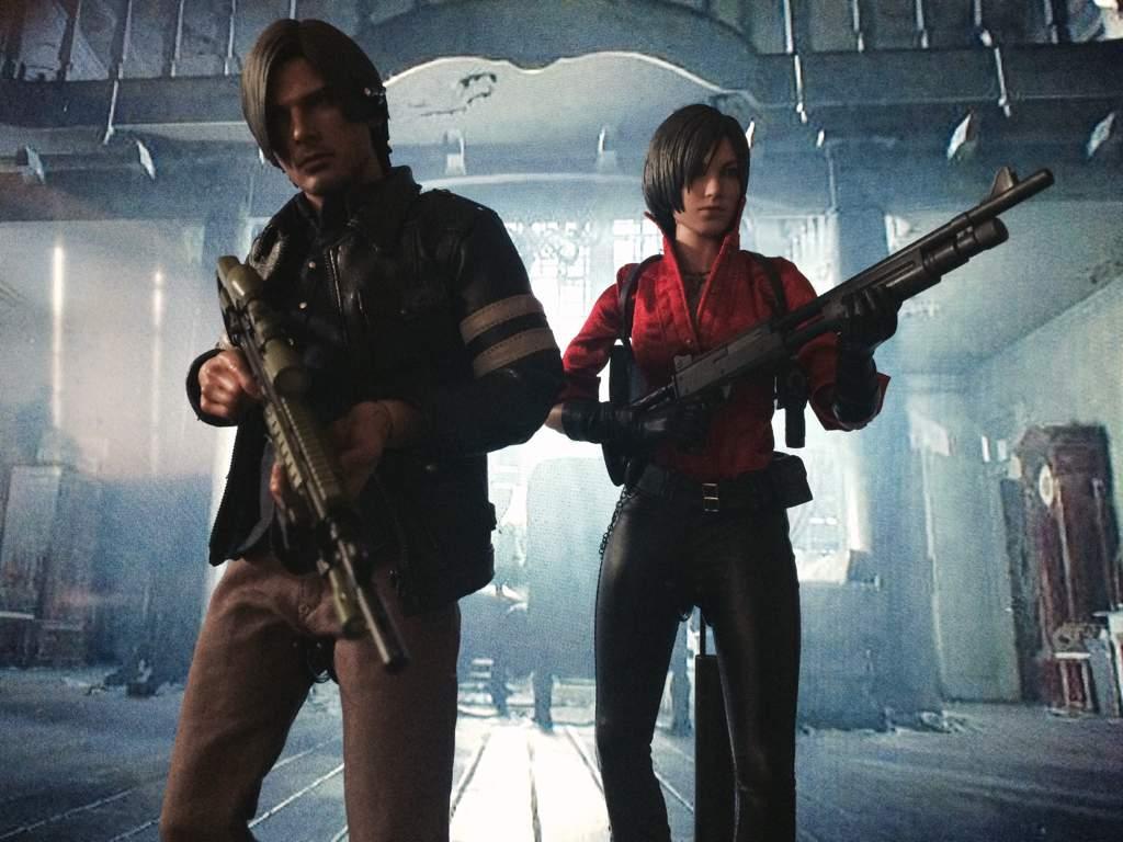 Mod Showcase #5 - Resident Evil 6 - RE4 Leon by shigu