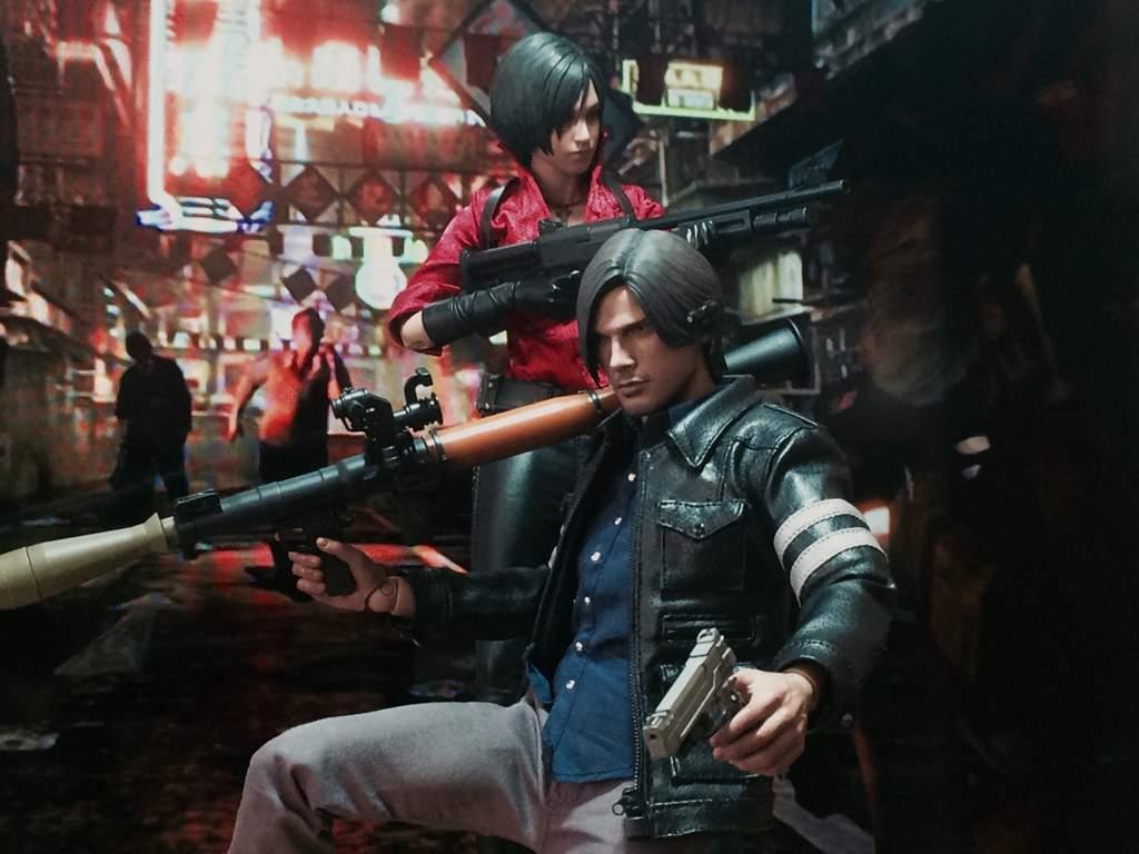 Mod Showcase: Resident Evil 6: Leon Mafia By EvilLord