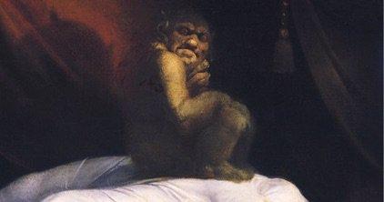 Night Hag induced Sleep Paralysis | World of Magick⛥ Amino