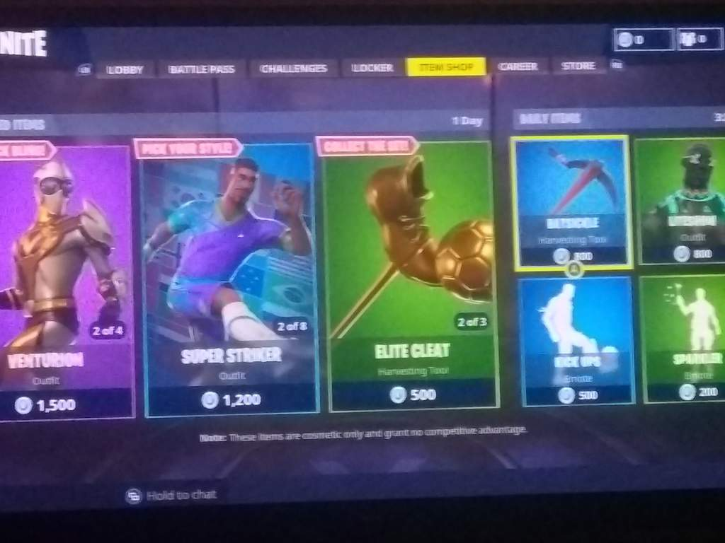 First Item shop items of season 5!!! | Fortnite: Battle ...