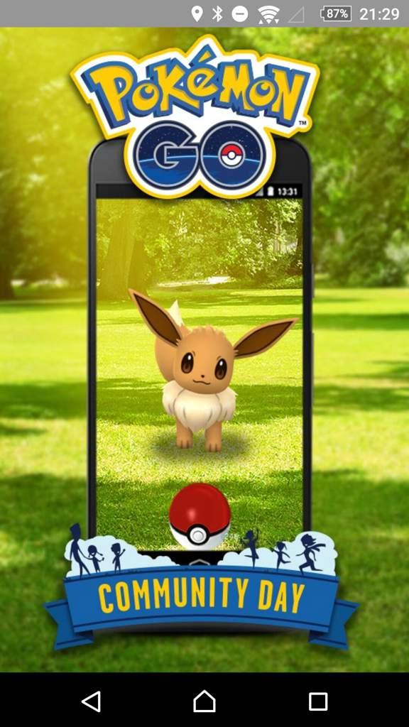 The next Community Day Event Pokémon is    | Pokemon GO Amino