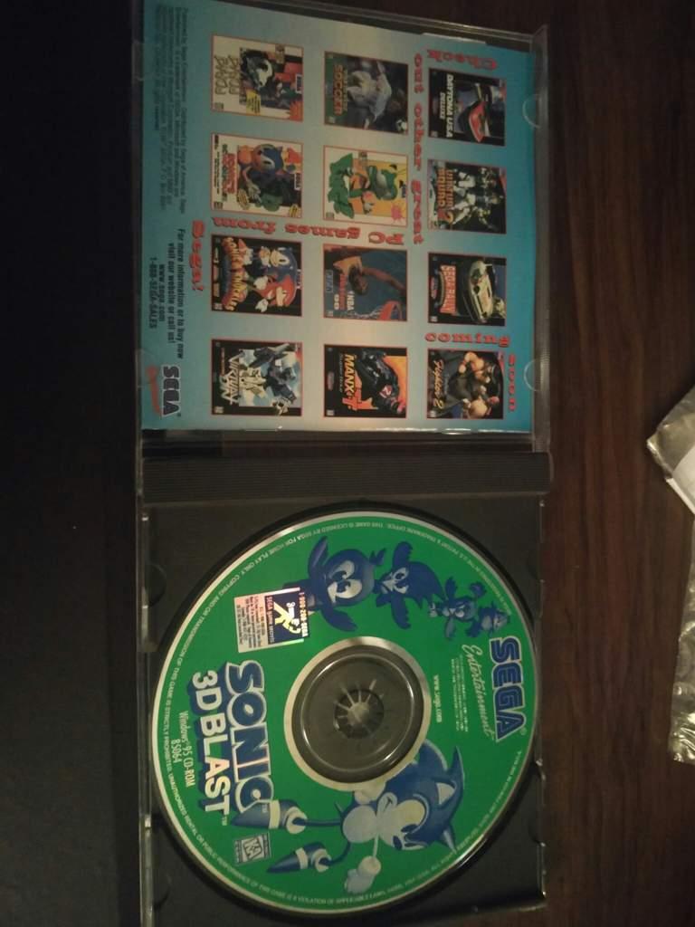 Got Sonic 3D Blast PC   Sonic the Hedgehog! Amino